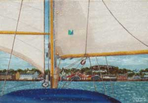 Classic Malt Cruise, Oban - WOODFIELD, Jacquie