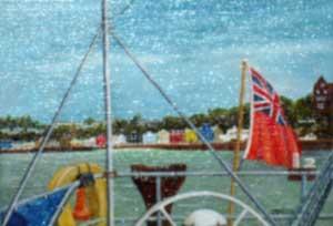 Classic Malt Cruise, Tobermory - WOODFIELD, Jacquie