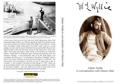 Aileen Wyllie in conversation with Diana Villar - WYLLIE, William Lionel