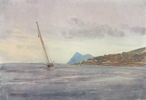 Holy Island - WYLLIE, William Lionel